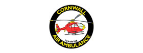 Colour Cornwall Air Ambulance
